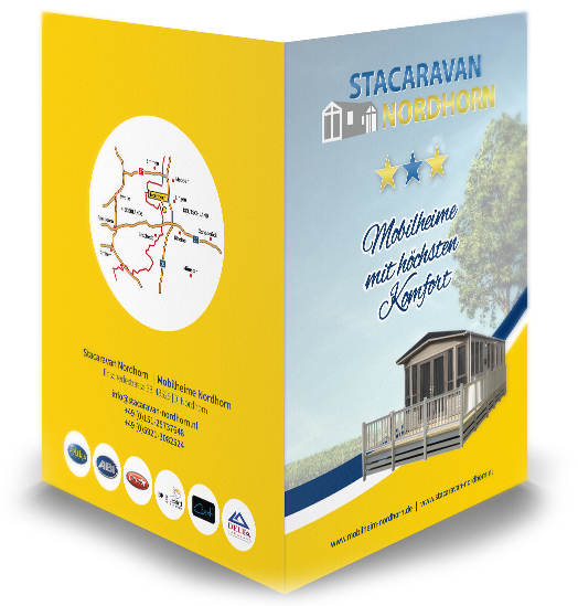 Brochure stacaravan Nordhorn downloaden